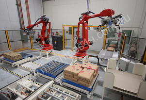 MAR Robotic Palletising Machinery