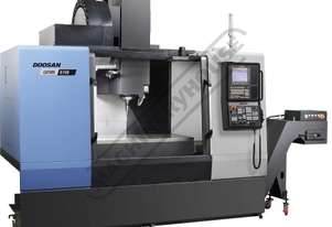 DNM 6700 CNC Vertical Machining Centre