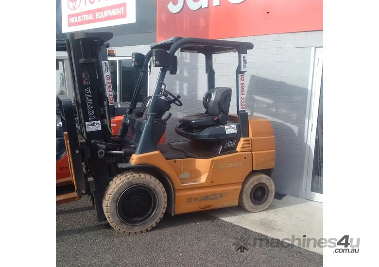 HYSTER NISSAN TOYOTA  3.5TON Electric hire buy