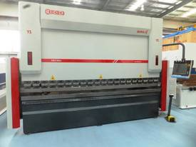 DENER  EUROPEAN 220T | 4100MM CNC PRESS BRAKE - 7 AXIS | 3D CONTROLLER | HEAVY DUTY - picture1' - Click to enlarge