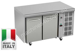 Two Door Commercial Worktop/Under bench Fridge