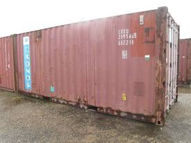 Cronos 20 FT Container Shipping container