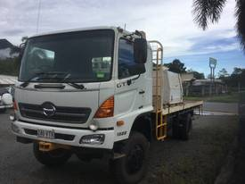 Hino Ranger 4x4 1322GT Flat Top - picture0' - Click to enlarge