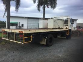 Hino Ranger 4x4 1322GT Flat Top - picture1' - Click to enlarge