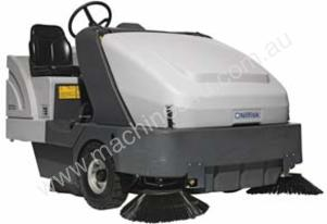 Nilfisk SR1601 Ride-On Industrial Sweeper LPG & Di