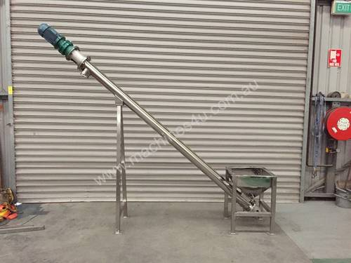 Screw Auger Loader
