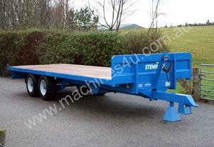 Stewart GX 10 FT Trailer Handling/Storage