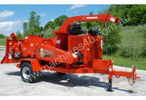 2017 Morbark M18R Single Axle Diesel Wood Chipper