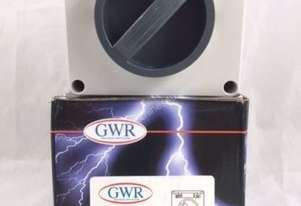GWR S3P20 WP510120627 Industrial Isolator Switch