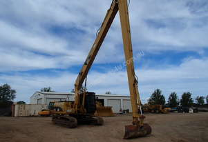 Caterpillar 322C Long Stick Excavator