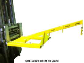 Forklift Jib Crane NS-FJC1100 - picture0' - Click to enlarge