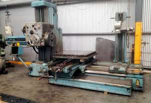 Tos   W100A Boring Mill
