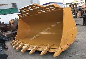 Roo Attachments CAT 988H/G/K ROCK BUCKET