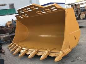 CAT 988H/G/K ROCK BUCKET - picture0' - Click to enlarge