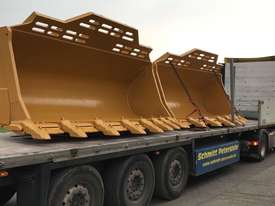 CAT 988H/G/K ROCK BUCKET - picture3' - Click to enlarge