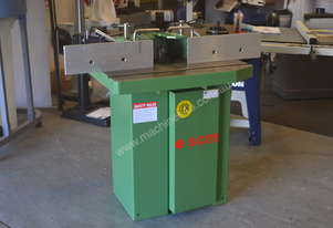 Italian medium duty spindle moulder