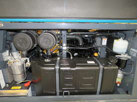 AIRMAN PDS185S-6C2-T 185cfm Trailer mounted Portable Diesel Air Compressor - picture6' - Click to enlarge