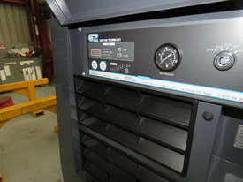 AIRMAN PDS185S-6C2-T 185cfm Trailer mounted Portable Diesel Air Compressor - picture10' - Click to enlarge