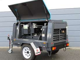 AIRMAN PDS185S-6C2-T 185cfm Trailer mounted Portable Diesel Air Compressor - picture5' - Click to enlarge
