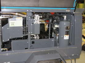 AIRMAN PDS185S-6C2-T 185cfm Trailer mounted Portable Diesel Air Compressor - picture9' - Click to enlarge
