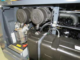AIRMAN PDS185S-6C2-T 185cfm Trailer mounted Portable Diesel Air Compressor - picture7' - Click to enlarge