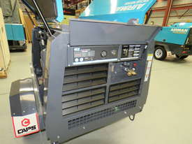 AIRMAN PDS185S-6C2-T 185cfm Trailer mounted Portable Diesel Air Compressor - picture12' - Click to enlarge