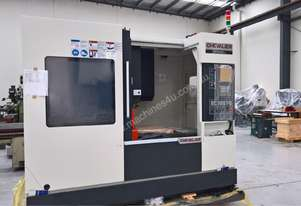 VMC, VERTICAL MACHINING CENTRE