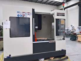 VMC, VERTICAL MACHINING CENTRE - picture0' - Click to enlarge