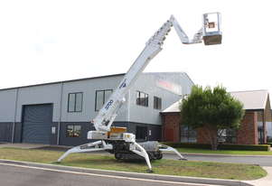Omme 3700 RBDJ - 37.0 m Crawler Mounted Spider Lift