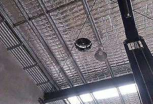 Warehouse Roof Ventilation SW 7,000 RAF