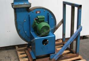 Aerotech Industrial Factory Extraction Centrifugal Blower Fan - 5.5kW
