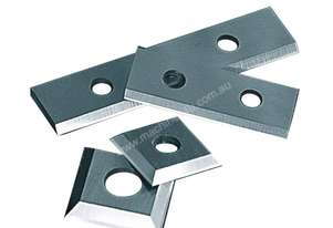 CMT Standard Indexable Knives with 4 Cutting Edges