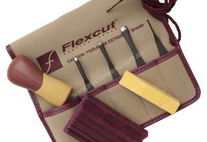 Flexcut Lino and Relief Print Making Set