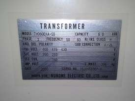 Electrical Step Down Transformer - picture4' - Click to enlarge