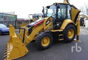 CATERPILLAR 432F2 Loader Backhoe