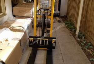 Pallet Jack Lifter Hydralic stacker forklift truck