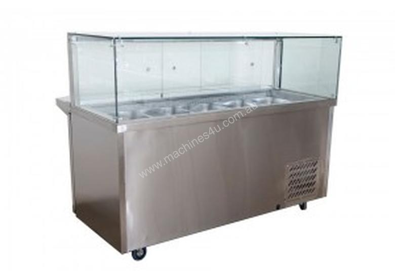 Anvil Aire Noodle Bar Fridge 2400mm 791 Lt