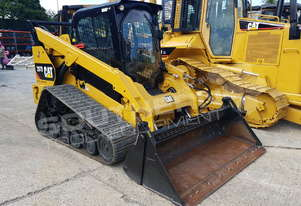 297D High Flow XPS Track loader CAT 297 Skid steer MACHASV