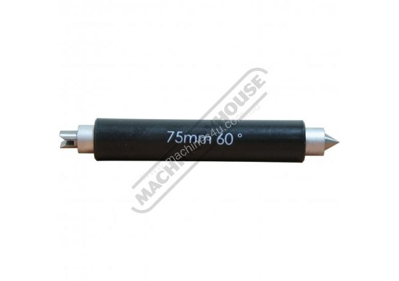 90-018 Setting Standard - 75mm / 60º For Metric Thread Micrometers