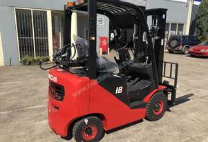 New Brand XF Series 1.8 TON Dual Fuel Hangcha Forklift