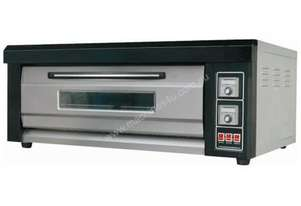 Amalfi 1D2T Electric Single Deck Oven