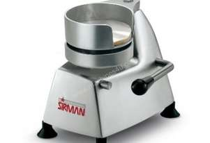 Sirman SA100 manual hamburger press