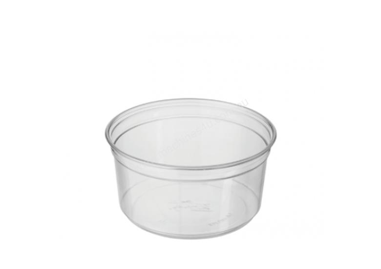 High Clarity Deli Containers - 355 ml / 12 oz