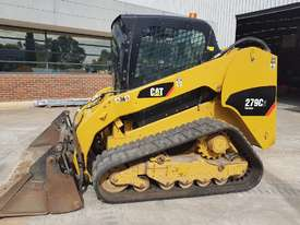 Cat 279C2 track loader 2013 with 1750 hours - picture8' - Click to enlarge