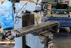 Gate Profitmil Turret Milling Machine