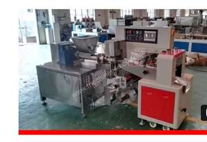 Extruder Cutter Wrapping Packaging Machine