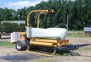 2019 TANCO 1814S STATIONARY SQUARE & ROUND BALE WRAPPER