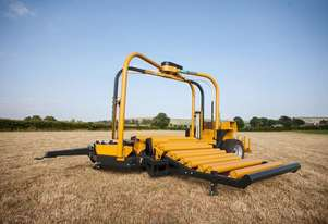 2020 TANCO 1814S STATIONARY SQUARE & ROUND BALE WRAPPER