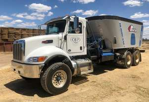 2018 PENTA 8030 TWIN SCREW MIXER ON PETERBILT TRUCK (25.5M3)