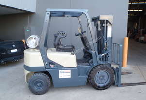 Crown Container Forklift - Great Price!